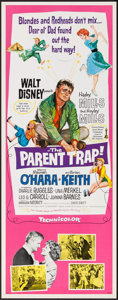 "Movie Posters:Comedy, The Parent Trap (Buena Vista, 1961/R-1968). Inserts (2) (14"" X 36""). Comedy.. ... (Total: 2 Items)"