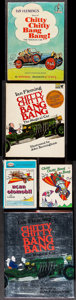 """Movie Posters:Fantasy, Chitty Chitty Bang Bang Book Lot (Various, 1968 - 2008). HardcoverBook Paperback Book (Multiple Pages, 7"""" X 8.75"""" & 8.25"""" X...(Total: 5 Items)"""