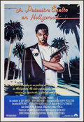 "Movie Posters:Comedy, Beverly Hills Cop & Other Lot (Paramount, 1984). Folded,Overall: Very Fine-. Venezuelan One Sheet (26"" X 37.5""), Spa..."