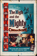 "Movie Posters:Adventure, The High and the Mighty & Others Lot (Warner Brothers, 1954).One Sheets (9) (27"" X 41""). Adventure.. ... (Total: 9 Items)"