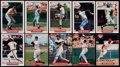 "Autographs:Sports Cards, 1993-94 Nabisco ""All-Star"" Baseball Greats Signed Card Collection (10)...."