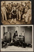 "Movie Posters:Black Films, Hallelujah! & Other Lot (MGM, 1929). Photos (2) (8"" X 10"").Black Films.. ... (Total: 2 Items)"