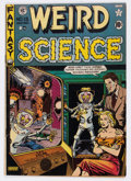 Golden Age (1938-1955):Science Fiction, Weird Science #15 (#4) (EC, 1950) Condition: VG+....