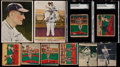 Baseball Cards:Lots, 1930's R331 Eclipse, R312 Pastels and R318 Batter Up Baseball CardCollection (22). ...