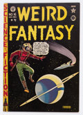 Golden Age (1938-1955):Science Fiction, Weird Fantasy #16 (#4) (EC, 1950) Condition: VG/FN....