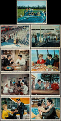 "Movie Posters:Elvis Presley, It Happened at the World's Fair (MGM, 1963). Color Photos (9) (8""X10""). Elvis Presley.. ... (Total: 9 Items)"