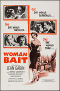 """Movie Posters:Foreign, Woman Bait & Others Lot (Lopert, 1957). One Sheets (4) (27"""" X 41""""). Foreign.. ... (Total: 4 Items)"""