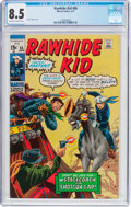 Bronze Age (1970-1979):Western, Rawhide Kid #86 (Marvel, 1971) CGC VF+ 8.5 Off-white to white pages....