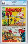 Bronze Age (1970-1979):Western, Rawhide Kid #88 (Marvel, 1971) CGC VF/NM 9.0 Off-white to white pages....