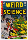 Golden Age (1938-1955):Science Fiction, Weird Science #22 (EC, 1953) Condition: VG/FN....