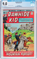 Bronze Age (1970-1979):Western, Rawhide Kid #93 (Marvel, 1971) CGC VF/NM 9.0 Off-white pages....