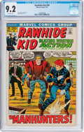 Bronze Age (1970-1979):Western, Rawhide Kid #99 (Marvel, 1972) CGC NM- 9.2 Off-white pages....
