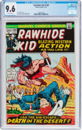 Bronze Age (1970-1979):Western, Rawhide Kid #108 (Marvel, 1973) CGC NM+ 9.6 Off-white pages....
