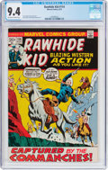Bronze Age (1970-1979):Western, Rawhide Kid #114 (Marvel, 1973) CGC NM 9.4 Off-white to white pages....