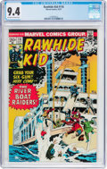 Bronze Age (1970-1979):Western, Rawhide Kid #116 (Marvel, 1973) CGC NM 9.4 Off-white to white pages....