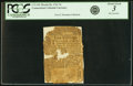 Colonial Notes:Connecticut, Connecticut March 26, 1761 5 Shillings Fr. CT-132. PCGS About Good3 Apparent.. ...