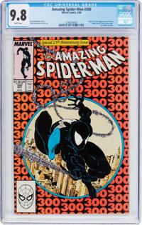 The Amazing Spider-Man #300 (Marvel, 1988) CGC NM/MT 9.8 White pages