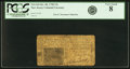 Colonial Notes:New Jersey, New Jersey October 20, 1758 15 Shillings Fr. NJ-124. PCGS Very Good8.. ...