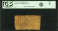 Colonial Notes:New Jersey, New Jersey April 12, 1760 18 Pence Fr. NJ-134. PCGS Good 6Apparent.. ...