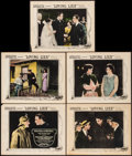 "Movie Posters:Drama, Loving Lies (Allied Producers and Distributors, 1924). Title LobbyCard & Lobby Cards (4) (11"" X 14""). Drama.. ... (Total: 5Items)"