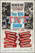 "Movie Posters:Rock and Roll, The Big T.N.T. Show (American International, 1966). One Sheet (27""X 41""). Rock and Roll.. ..."