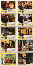 "Movie Posters:Drama, The Barefoot Contessa & Other Lot (United Artists, 1954). VeryFine-. Lobby Cards (10) (11"" X 14""). Drama.. ... (Total: 10 Items)"