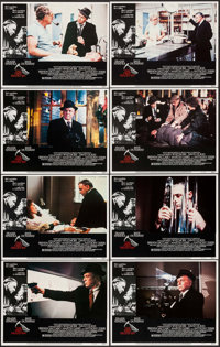 """The First Deadly Sin (Filmways, 1980). Lobby Card Set of 8 (11"""" X 14""""). Thriller. ... (Total: 8 Items)"""