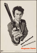 "Movie Posters:Action, Magnum Force (Warner Brothers, 1973). Promotional Poster (20"" X28""). Action.. ..."