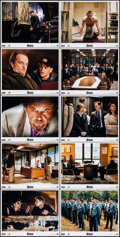 """Movie Posters:Crime, The Departed & Others Lot (Warner Brothers, 2006). International Lobby Card Set of 10 & Lobby Card Set of 8 (11"""" X 14""""). Cri... (Total: 18 Items)"""