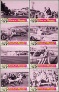 "Movie Posters:Action, Track of Thunder & Other Lot (United Artists, 1967). Lobby CardSets of 8 (2 sets) (11"" X 14""). Action.. ... (Total: 16 Items)"
