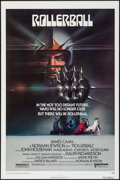 """Movie Posters:Science Fiction, Rollerball (United Artists, 1975). One Sheet (27"""" X 41""""). Science Fiction.. ..."""