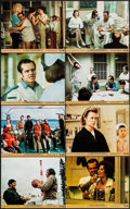 "Movie Posters:Academy Award Winners, One Flew Over the Cuckoo's Nest (United Artists, 1975). Mini Lobby Card Set of 8 (8"" X 10""). Academy Award Winners.. ... (Total: 8 Items)"