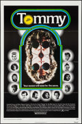 "Movie Posters:Rock and Roll, Tommy (Columbia, 1975). One Sheet (27"" X 41""). Rock and Roll. ..."