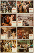 "Movie Posters:Academy Award Winners, Oliver! (Columbia, 1968). Lobby Card Set of 8 (11"" X 14""). Academy Award Winners.. ... (Total: 8 Items)"