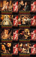 """Movie Posters:Romance, Shakespeare in Love & Other Lot (Miramax, 1998). InternationalLobby Card Set of 8 & Lobby Card Set of 8 (11"""" X 14"""").Romanc... (Total: 16 Items)"""