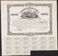 Confederate Notes:Group Lots, Ball 92 Cr. 39 $100 Bond 1861 Fine.. ...