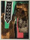 Fine Art - Work on Paper:Print, Louise Nevelson (1899-1988). Reflections, 1983. Etching withaquatint in colors on wove paper. 39-1/2 x 29-1/2 inches (1...