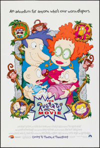 "The Rugrats Movie & Others Lot (Paramount, 1998). One Sheets (4) (27"" X 40"") DS Advance. Animation..."