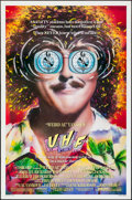 "Movie Posters:Comedy, UHF (Orion, 1989). One Sheet (27"" X 41""). Comedy.. ..."
