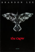 "Movie Posters:Action, The Crow (Miramax, 1994). One Sheet (27"" X 40""). SS Advance.Action.. ..."