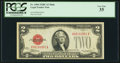 Small Size:Legal Tender Notes, Fr. 1504 $2 1928C Mule Legal Tender Note. PCGS Very Fine 35.. ...