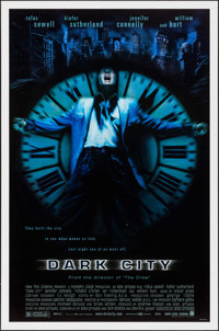 """Dark City & Others Lot (New Line, 1998). One Sheets (4) (27"""" X 40"""" & 27"""" X 41""""). DS & SS..."""