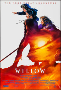 "Willow & Other Lot (MGM, 1988). One Sheets (4) (27"" X 40"") 2 Styles. Fantasy. ... (Total: 4 Items)"