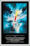 """Movie Posters:Action, Superman the Movie (Warner Brothers, 1978). Flat Folded One Sheet(27"""" X 41""""). Action.. ..."""