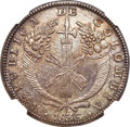 Colombia, Colombia: Republic 8 Reales 1836 Ba-RS MS63 NGC,...