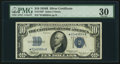 Small Size:Silver Certificates, Fr. 1703* $10 1934B Silver Certificate. PMG Very Fine 30.. ...