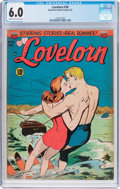 Golden Age (1938-1955):Romance, Lovelorn #28 (ACG, 1952) CGC FN 6.0 Cream to off-white pages....