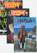 Modern Age (1980-Present):Horror, Hellblazer/Hellboy Group of 30 (DC/Vertigo/Dark Horse, 1990s)Condition: Average NM-.... (Total: 30 Comic Books)