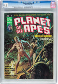 Magazines:Science-Fiction, Planet of the Apes #8 (Marvel, 1975) CGC NM- 9.2 Off-white to whitepages....
