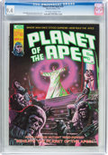 Magazines:Science-Fiction, Planet of the Apes #10 (Marvel, 1975) CGC NM 9.4 Off-white to whitepages....